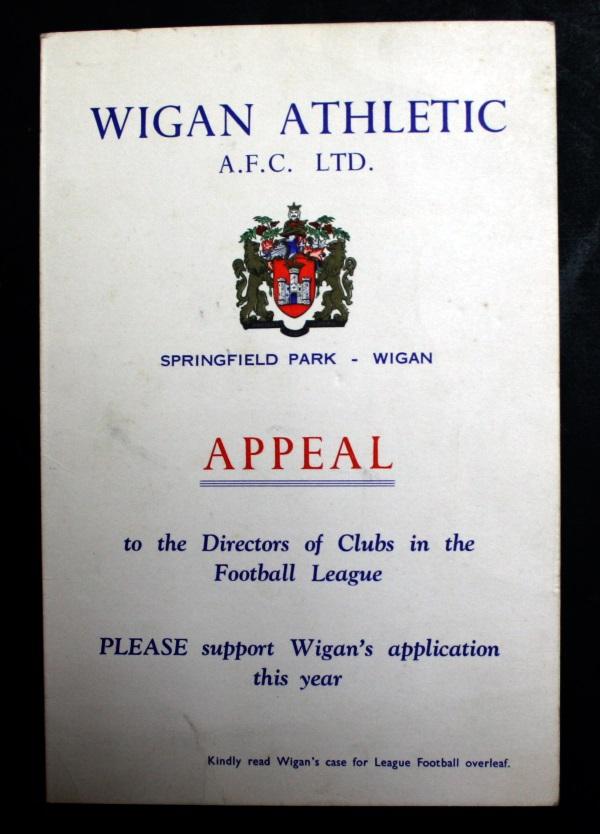 1963-wigan-athletic-football-league-application