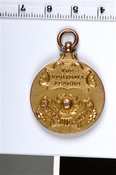 1919/20 2nd Division Championship Medal