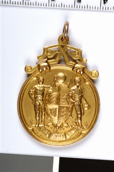 1921 FA Cup Winners Medal