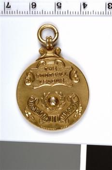 1960/61 1st Division Championship Medal