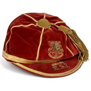 1963/4 Wales Cap