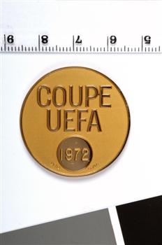 1971/2 UEFA Cup Winners Medal