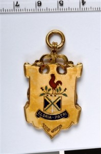 Sheriff of London Charity Shield Medal - Rear