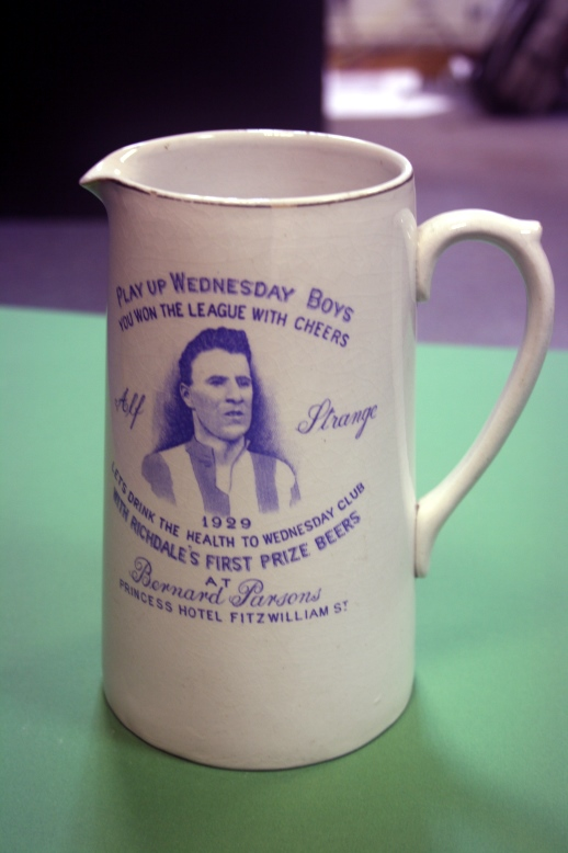 Sheffield Wednesday 1929 League Winners Jug