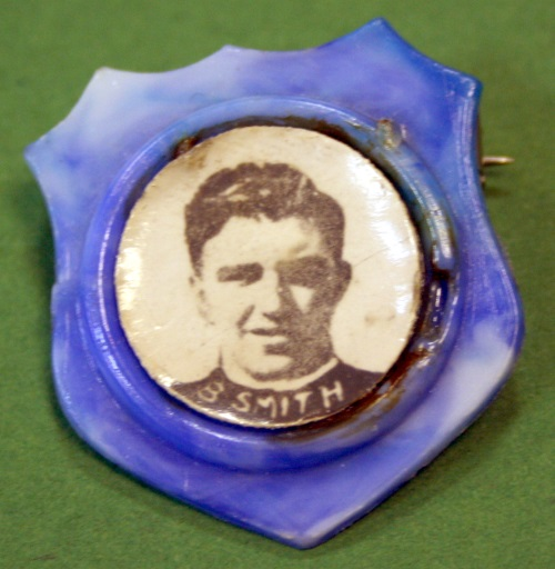 Bobby Smith Star Badge