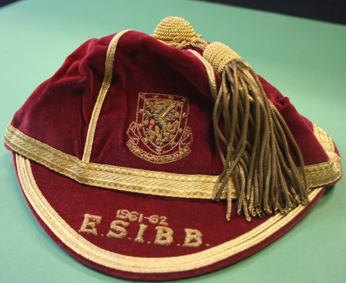Jack Kelsey Welsh International Cap 1961/2