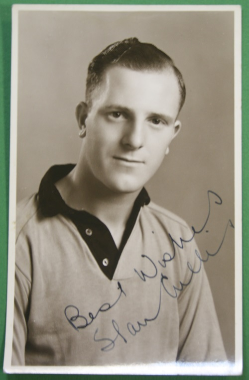 Stan Cullis Signed Photograph