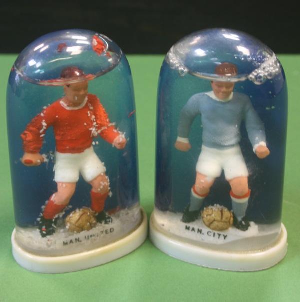 Manchester Derby Snow Globes