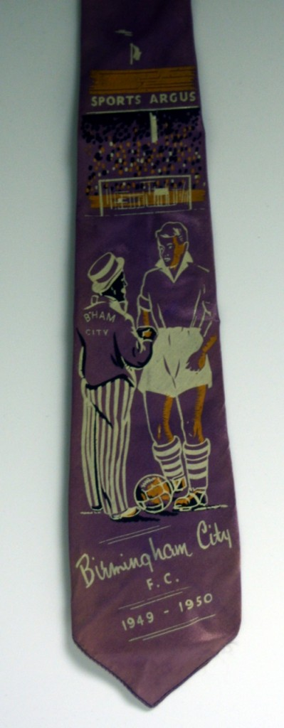 Birmingham City FC 1949/50 Neck Tie