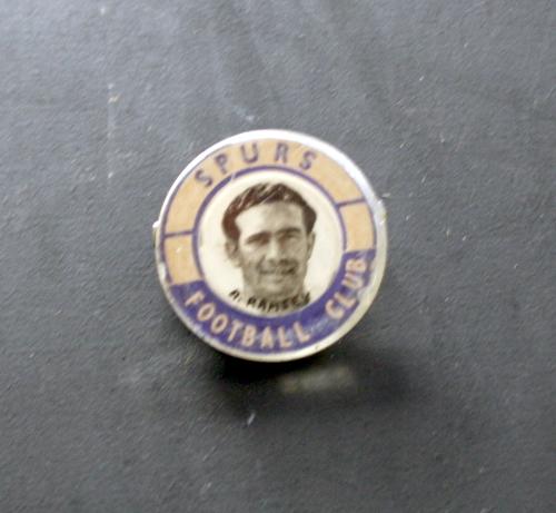 Alf Ramsey Star Badge