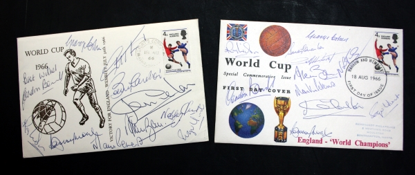 1966 World Cup Memorabilia Collector