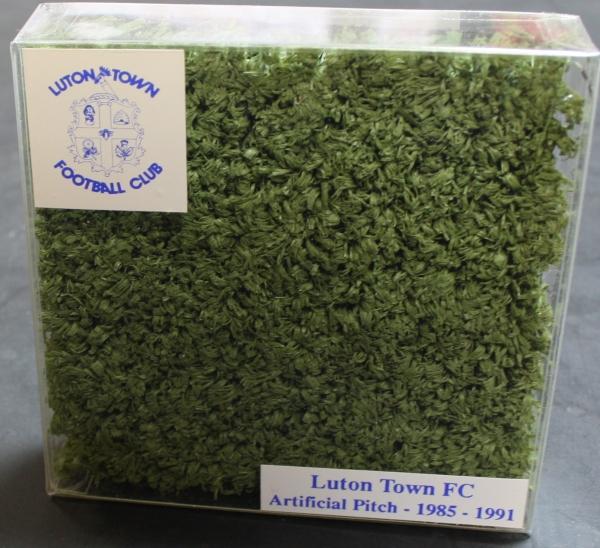 Luton Town FC Astroturf 1985 - 91