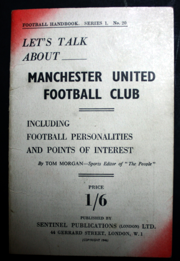 Let's Talk About - Manchester United FC 1946