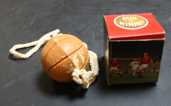 1963 'Cup Winner' Soap On A Rope