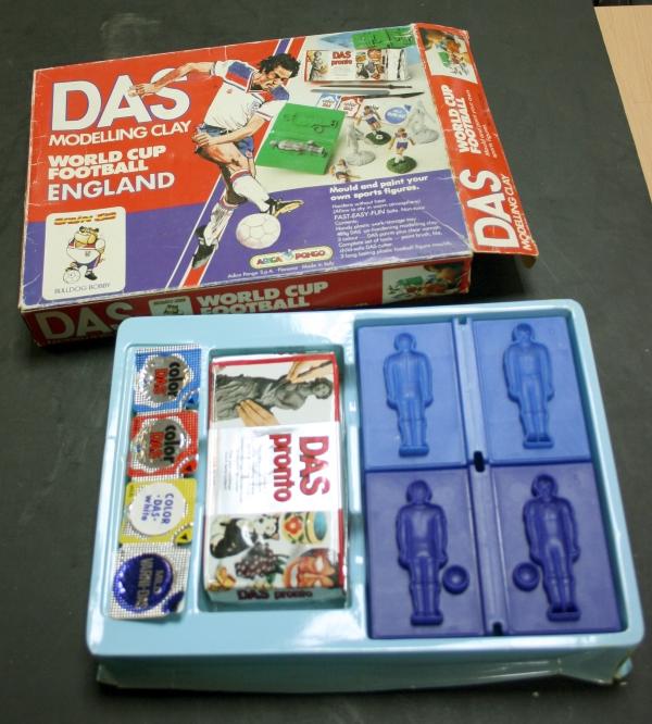 DAS Modelling Clay Set - Spain '82