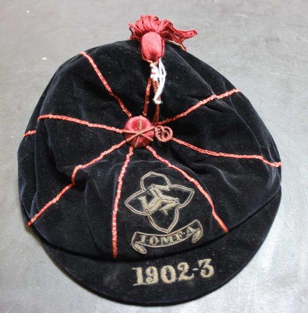 1902/3 Isle of Man International Cap