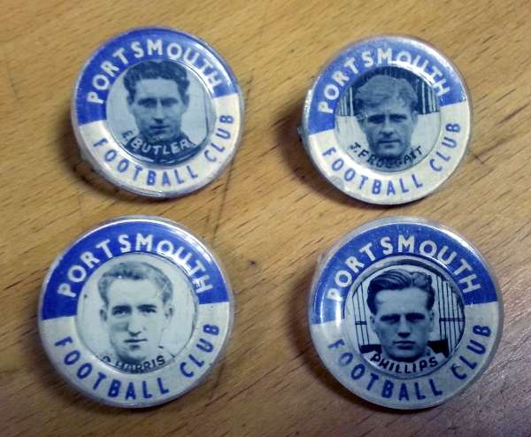 Portsmouth FC Star Badges