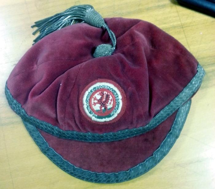 Leighton James - Welsh Schoolboy Football Association Cap