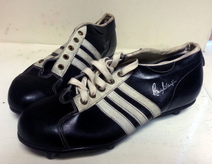 Ronnie Clayton Football Boots - 1960's
