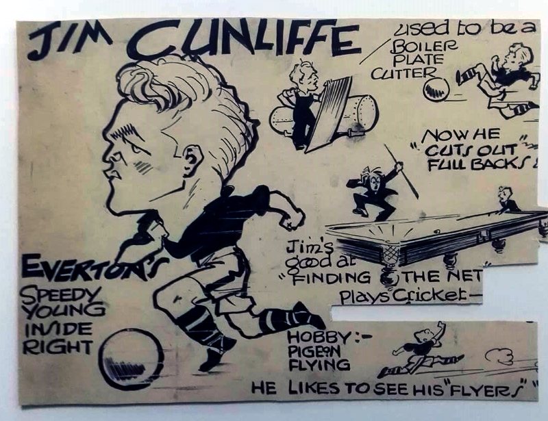 Jimmy Cunliffe Cartoons