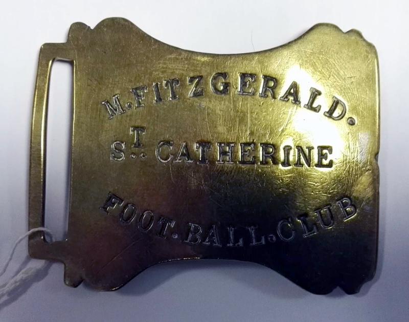 St Catherines FC