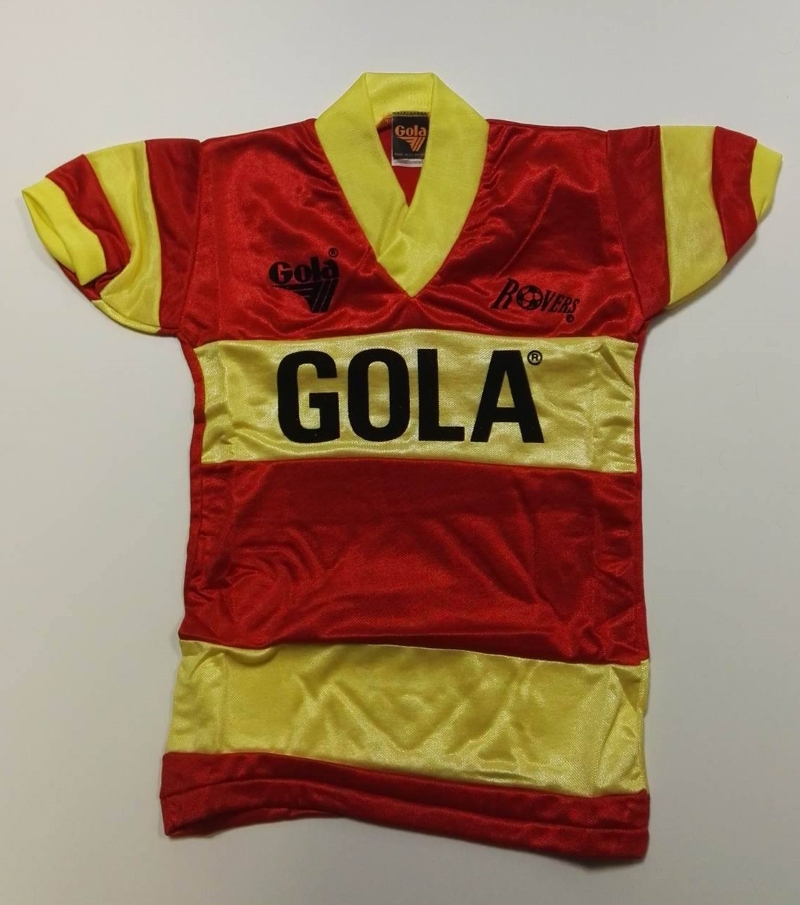 Roy of the Rovers Gola Shirt