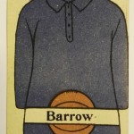Ripley Bros Football Trading Cards - Barrow FC