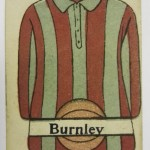 Ripley Bros Football Trading Cards - Burnley