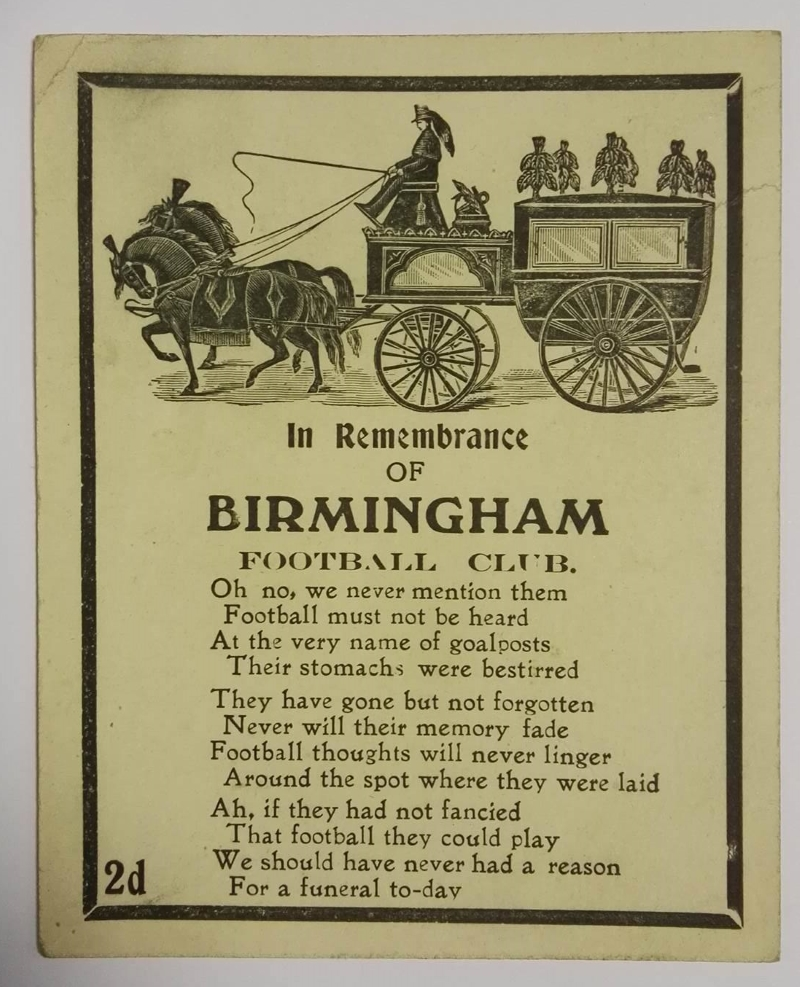 FA Cup Final Souvenir Postcards 1931