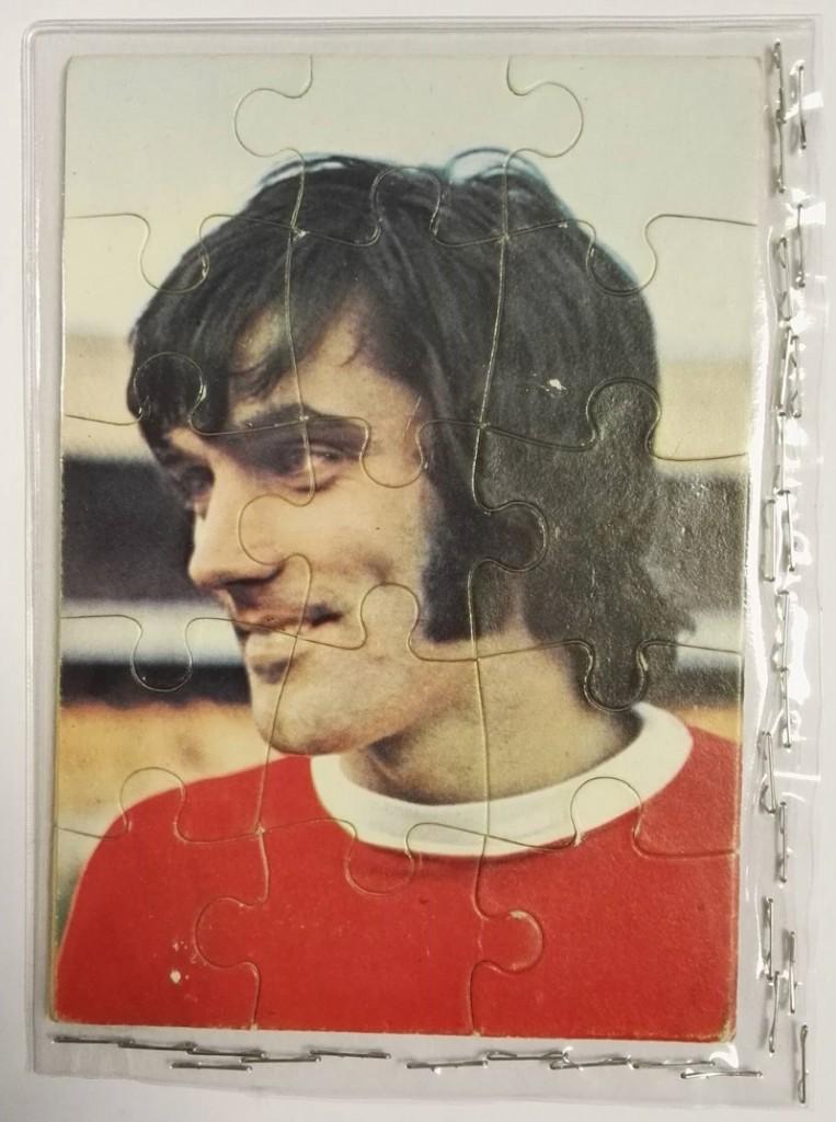 George Best Jigsaw