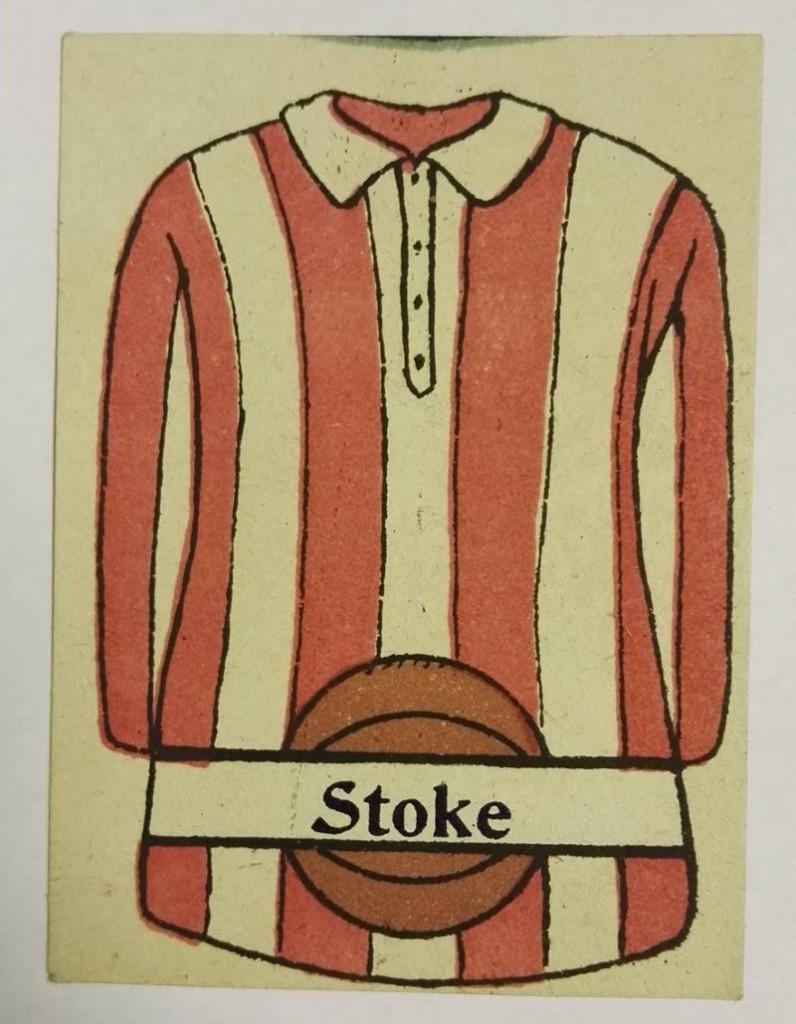 Stoke Ripley Bros Trading Card 1920s