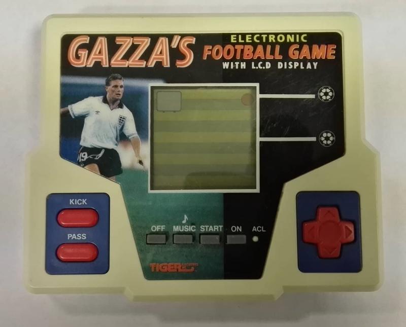 Gazza's Electronic Football Game