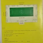 Tottenham Hotspur New West Stand Season Ticket Price Brochure Rear