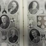 Blackburn Rovers Jubilee Dinner Signed Menu 1925 Pics