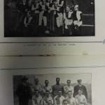 Blackburn Rovers Jubilee Dinner Signed Menu 1925 Teams
