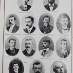 England vs Wales Programme March 1905 - english legislators