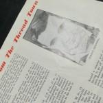 Scottish Cup Final 1959 Signed Programme - Gemmell