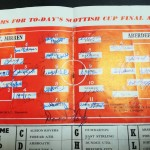 Scottish Cup Final 1959 Signed Programme - sigs