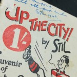 'Up The City' by Stil - front close