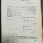 Oswestry United Shareholder Documents - Letter