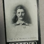 Ogden's Cigarette Cards - AG Raisbeck - Liverpool