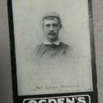 Ogden's Cigarette Cards - Neil Gibson - Rangers