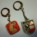 Key Ring Collection - German