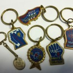 Key Ring Collection - Scotland