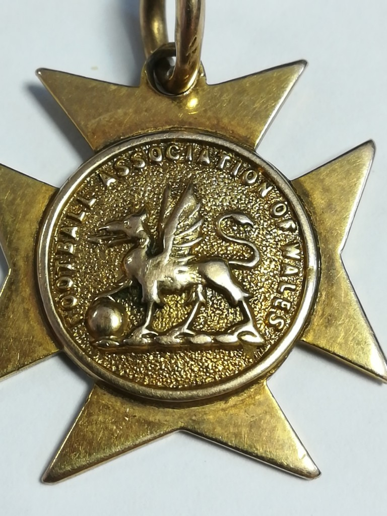 Winners Medal - Welsh Cup Final 1878