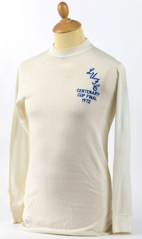 Leeds United matchworn collector
