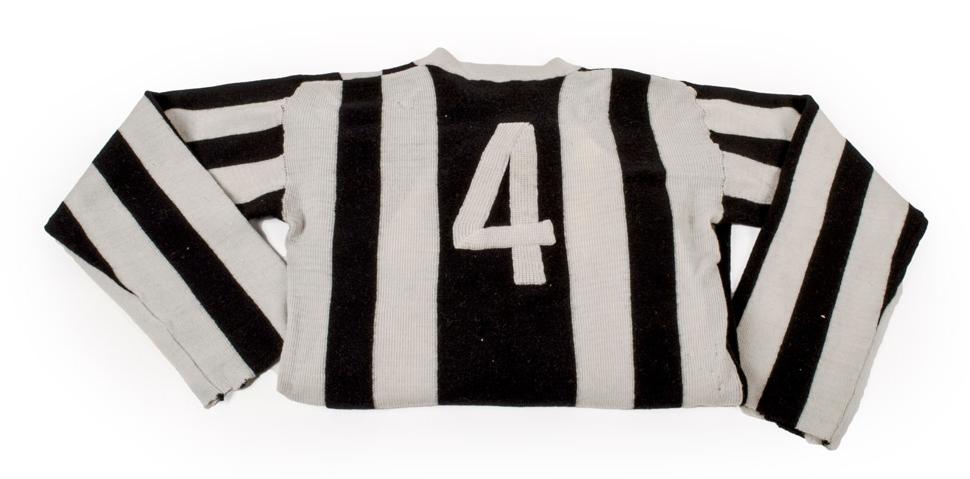 Giacomo Mari matchworn shirt collector