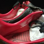 Jonathan Woodgate League Cup Final Boots 2008 - Inner