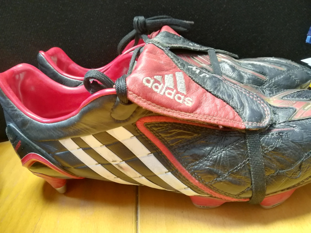 Jonathan Woodgate League Cup Final Boots 2008