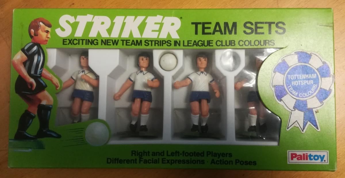 Tottenham Striker Team Sets